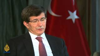 Talk to Al Jazeera - Ahmet Davutoglu: