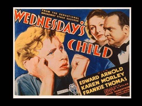 Wednesday's Child 1934 Edward Arnold