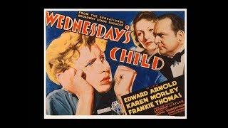 Wednesday's Child (1934) Edward Arnold