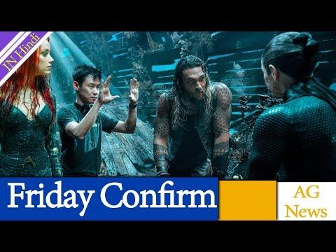 James Wan Reveals First Look at Aquaman  AG Media