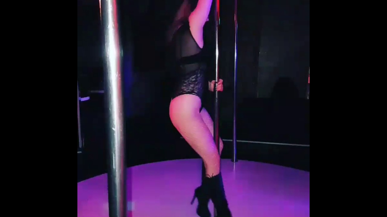 Striptis dance video