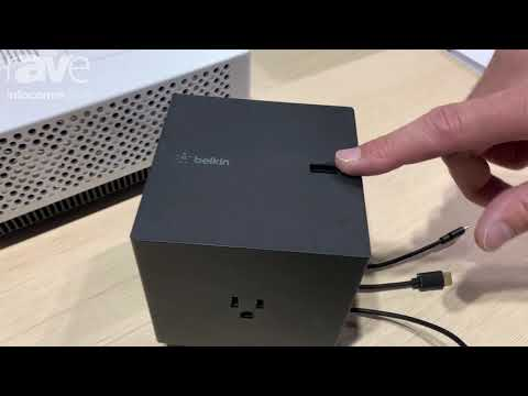 InfoComm 2019: Belkin International Features Its BOOST UP CHARGE Eight-Port Charging Station
