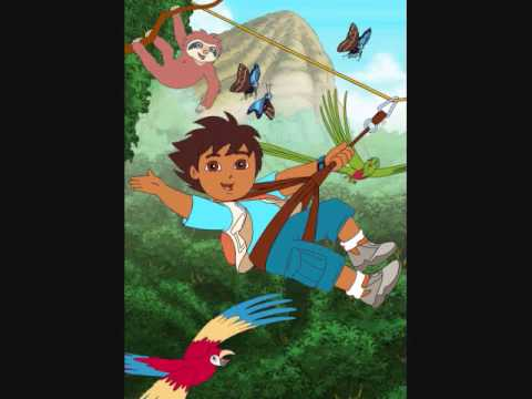 Go Diego Go! THEME SONG thumbnail
