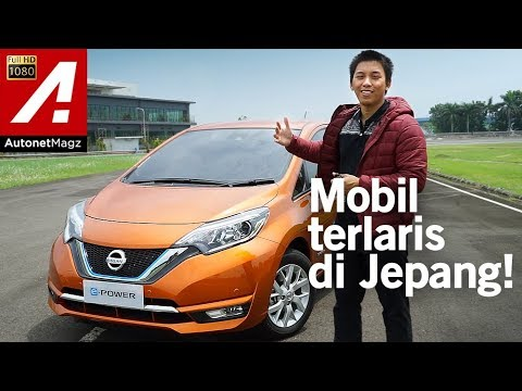 Nissan Note e Power 2017 Review & First Drive Test by AutonetMagz