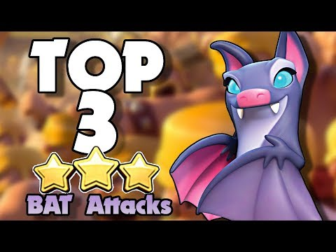 Top 3 BEST TH11 Bat Attack Strategies In Clash Of Clans