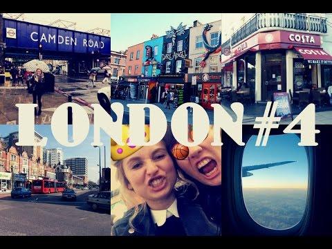 Shopaholička v Londýně #4 - hladová Nikča, poslední den, Camden