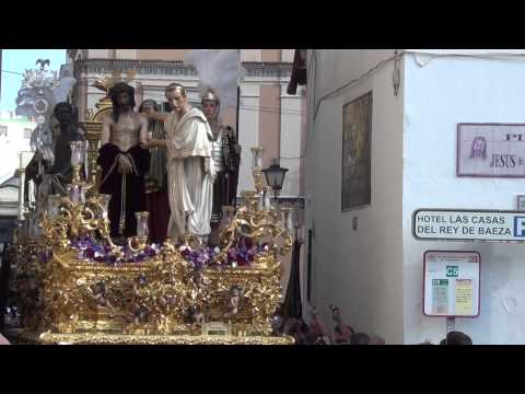 Semana Santa de Sevilla San Benito 2014 Presentacion al Pueblo