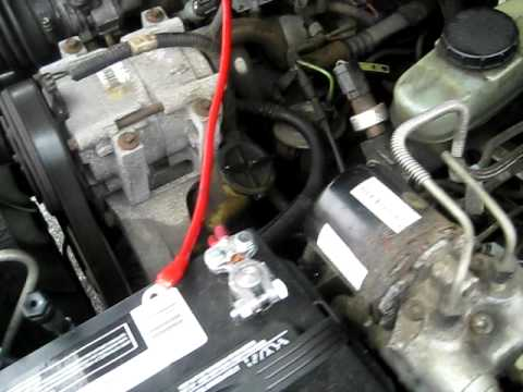 2002 Ford Escape Alternator Wiring Diagram Bosch Washing Machine Parts How To Install Amp In Your Car Pt 1 Youtube