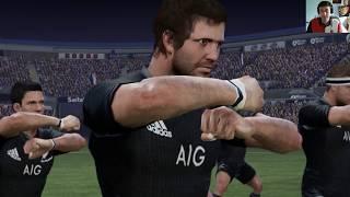 NOUVELLE-ZÉLANDE - FRANCE : Rugby Challenge 3