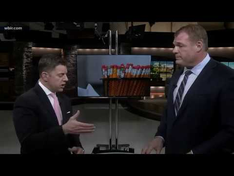 Knox County mayoral candidate Glenn Jacobs discusses education