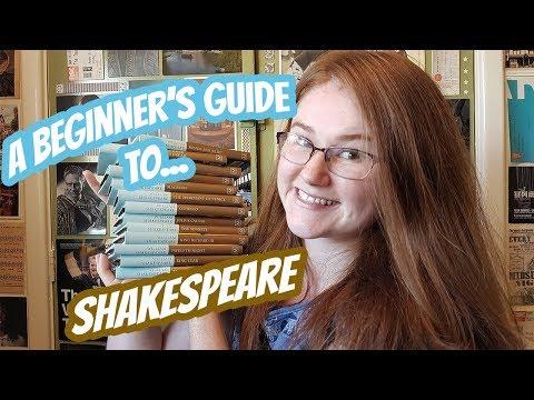 A Beginner's Guide to Shakespeare | #BookBreak