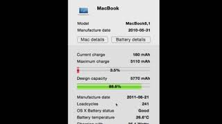 How to Diagnose and Test an Apple MacBook Laptop Battery