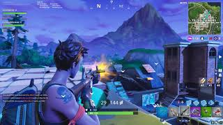 Fortnite 4K @ 100 FPS + On Shadow Cloud VM