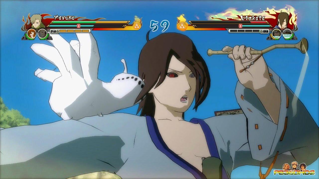 Naruto Shippuden Ultimate Ninja Storm Revolution - Mist ...