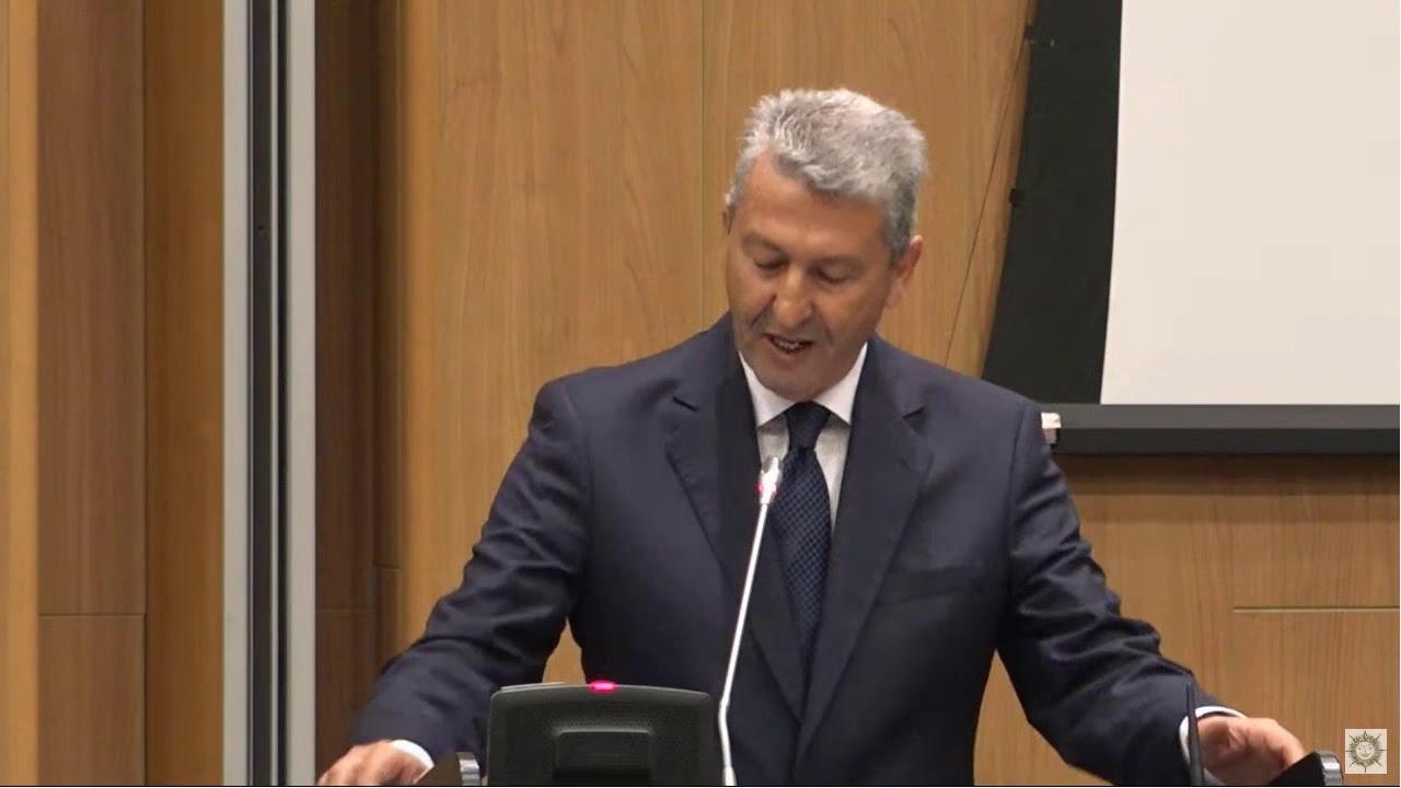 Ομιλία Γ. Λιλλήκα στην επετειακή Συνεδρία της Βουλής