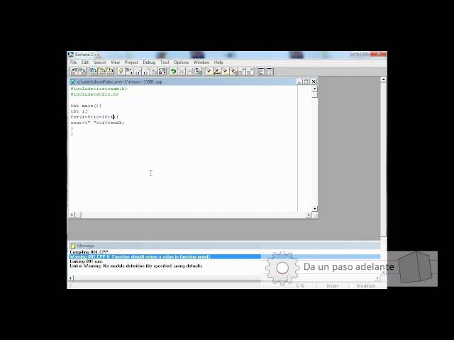 Clase 6 C++ - Bucles 01 Videos De Viajes