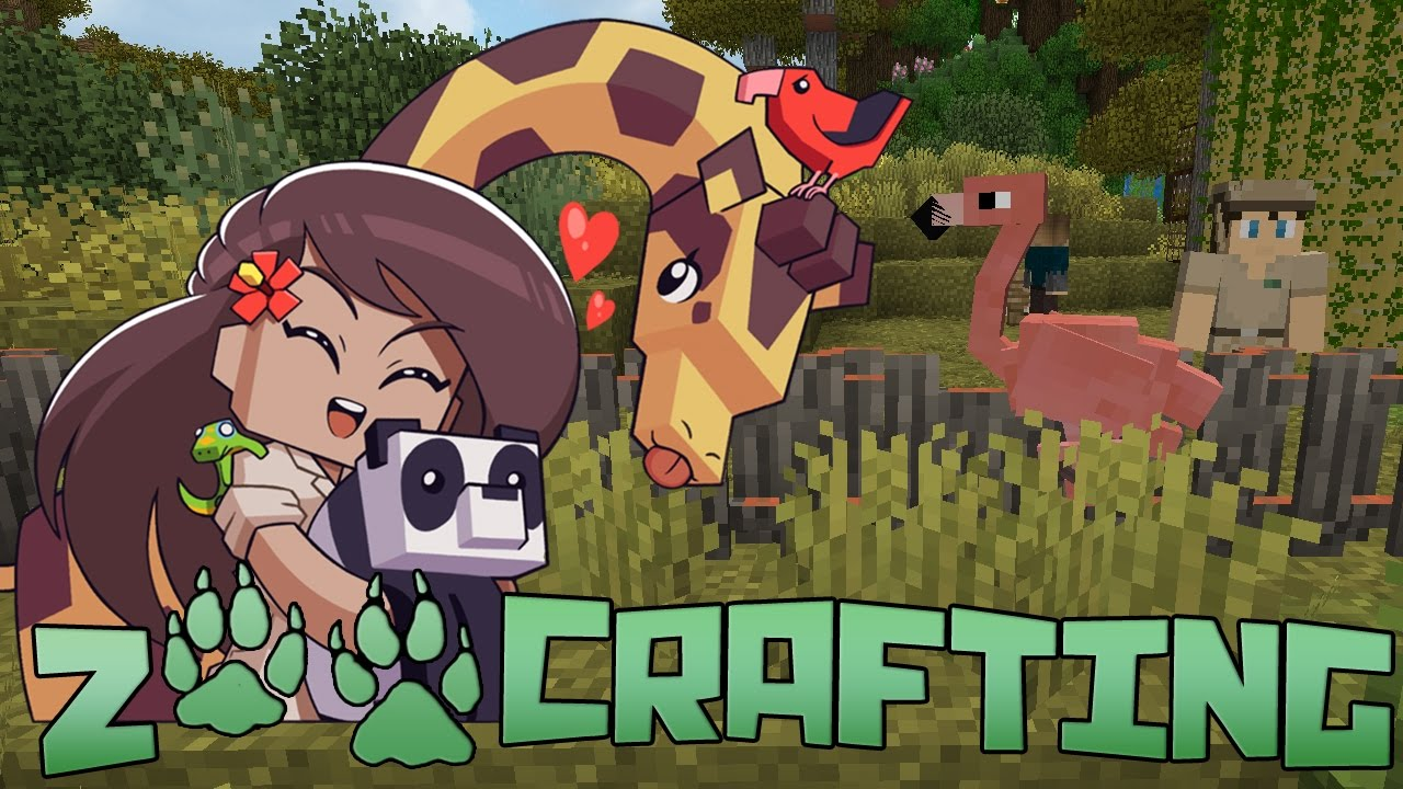 Download So Much To Do in the Zoo!! 🐘 Zoo Crafting Season 4: New Horizons
