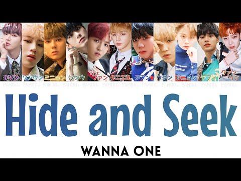 Free Download 【日本語字幕/かなるび/歌詞】술래(鬼/hide And Seek)-wanna One Mp3 dan Mp4