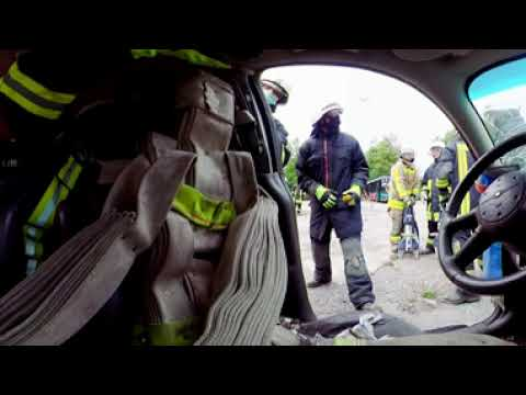 """Feuerwehr Bergisch Gladbach 360° Video Innen """"Technische Hilfe - Patientenorientierte Rettung"""""""