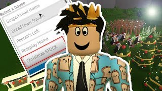 I HAVE A SECRET BLOXBURG PLOT? LOOKING AT ALL MY HOMES!