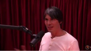 """Joe Rogan and Brian Cox - """"Will a monkey type Shakespeares complete works in an infinite universe""""?"""