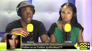 """AFTERBUZZ TV -- Scandal is a weekly """"after show"""" for fans of ABC's Scandal. In this show, host Emile Ennis Jr. breaks down the episode in which A paranoid ..."""
