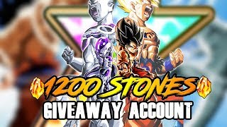 1200 STONE ACCOUNT GIVEAWAY AT END OF STREAM!! LETS PULL SOME LR