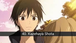 TOP 73 Chicos más guapos del anime