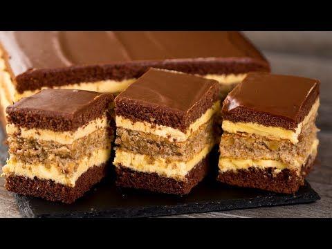 Questa torta fa impazzire il pianeta! È troppo buona! | Saporito.TV