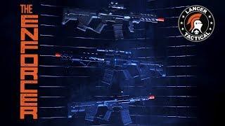 Enforcer 2.0, Backup Has Arrived | Lancer Tactical