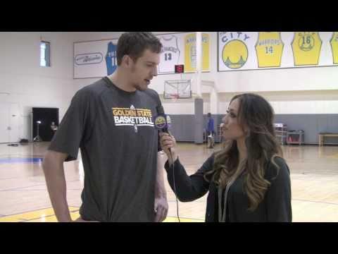 WarriorsWorld TV exclusive interview with David Lee