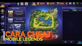 Cara Cheat Mobile Legends Terbaru 2018