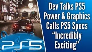 Dev Calls PS5 specs