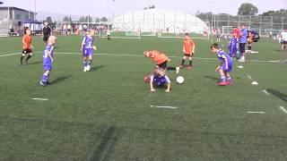 CZ5-Kudełkz Zagłebiem Lubin w Czechach-Międzynarodowy Turniej Kravare 2019-Gramy z Sigma Olomunec