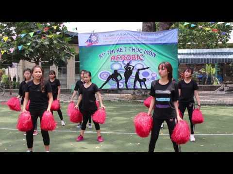 Aerobic 04- 2017 CĐ Công Thương TP.HCM
