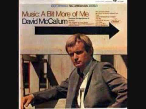 David McCallum- The Edge
