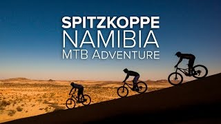 Namibia MTB Adventure - Spitzkoppe Part 1/2
