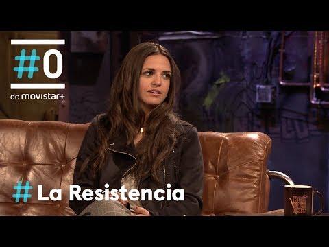LA RESISTENCIA - Entrevista a Cristina Gutiérrez, la ganadora del Dakar   #LaResistencia 13.02.2018