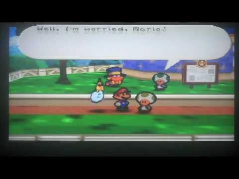 Paper Mario Walkthrough Ch 6 Dark Days In Flower Fields Pt VII