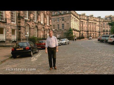Edinburgh, Scotland: Georgian New Town