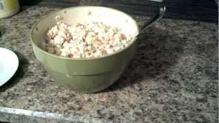 Ukrainian Potato Salad (olivye)