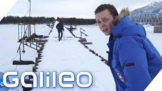 Die gefährlichste Brücke der Welt | Galileo | ProSieben