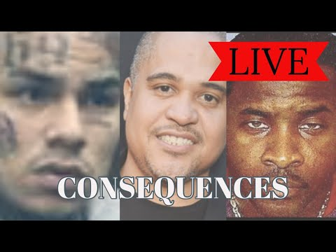 UPDATE LIVE: Tekashi 6ix9ine and Irv Gotti Consequences of Business Streets when your not from that