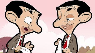 2 Beans in a Pod | Funny Clips | Mr Bean Cartoon World