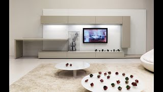 Living Room Modern TV Cabinet 2019 - Wall Mounted Tv Unit 2019