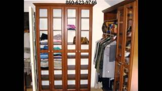 Wood Closet | Affordable Closets Of Connecticut