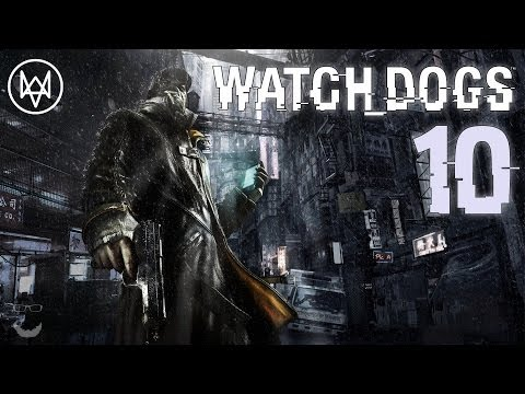 Lets Play WATCH_DOGS [HD] #10 - Cash Run