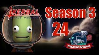 3] Mun Flyby - Kerbal Space Program Career 1 5 - Darthvegan