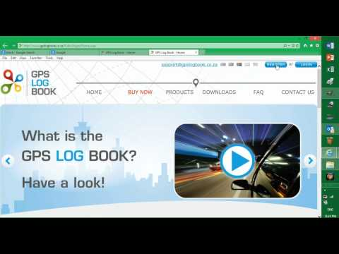 THE OFFICIAL GPS LOGBOOK VIDEO