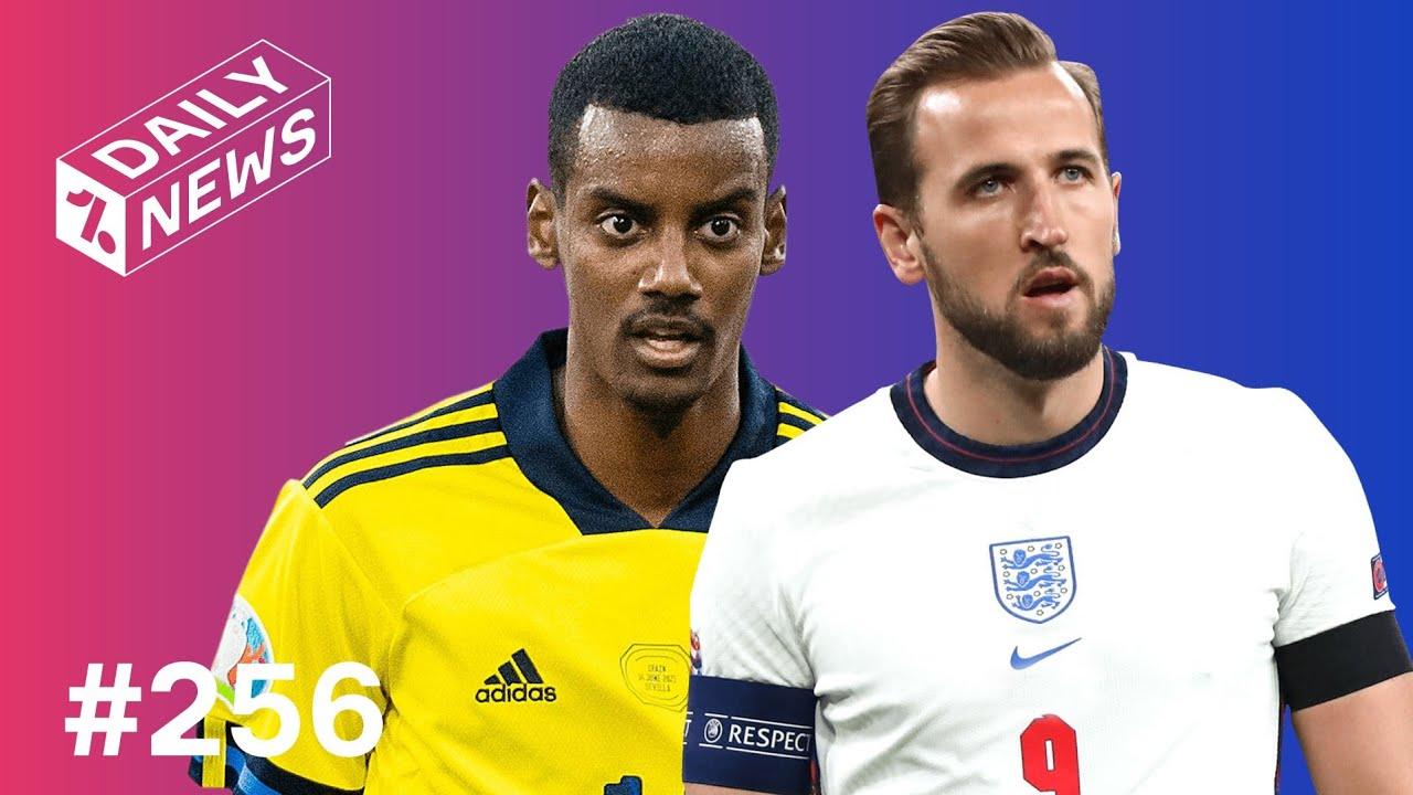 England vs. Scotland REACTION + Isak shines at Euro 2020!